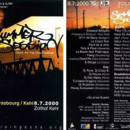 Summer Session 2000